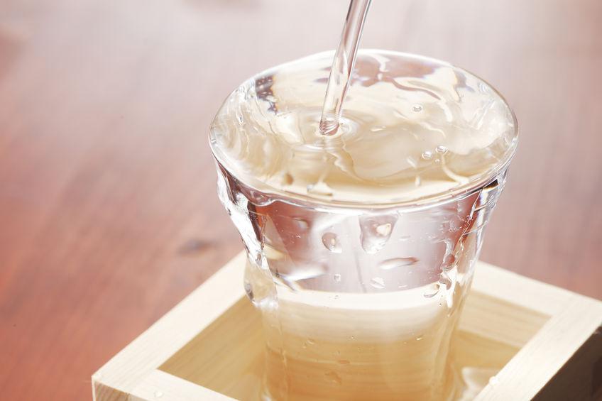 50886458 - japanese sake