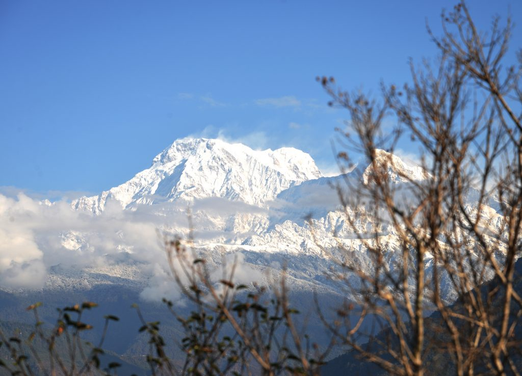 ネパール_ヒマラヤ山脈